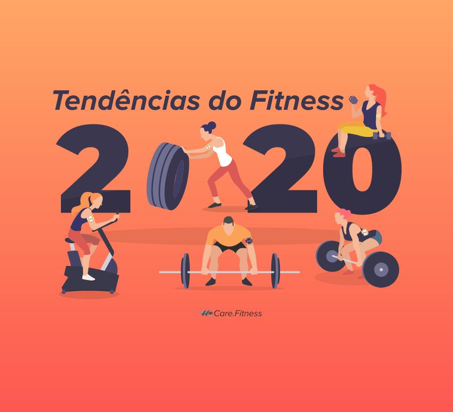 Tendências do Fitness para 2020